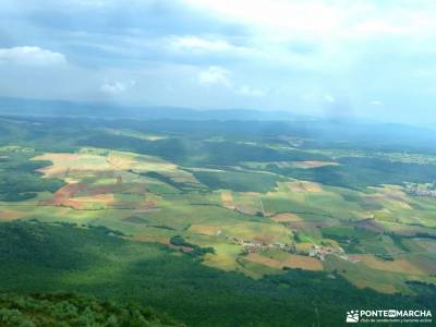 Sierra Toloño,Rioja Alavesa; grupos de viaje alpujaras camino de santiago rutas a pie